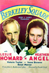 Berkeley Square 1933 DVD - Leslie Howard / Heather Angel